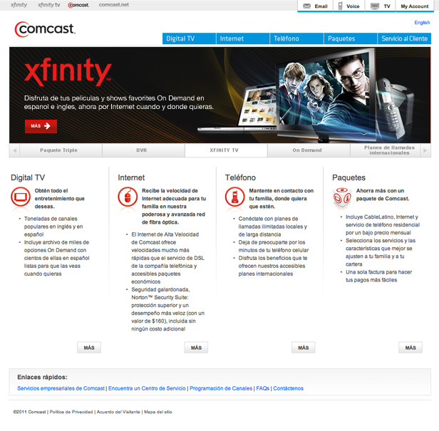 Sep 06, 2012 · What is the phone number for Comcast bill pay ...